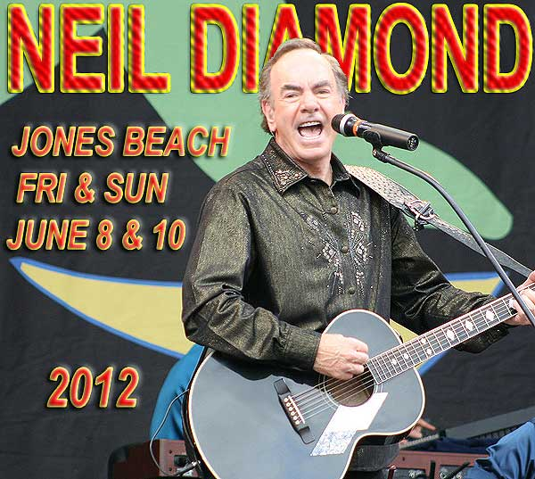neil diamond jones beach