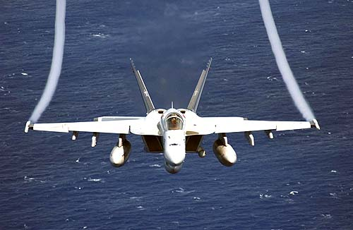 F-18Front