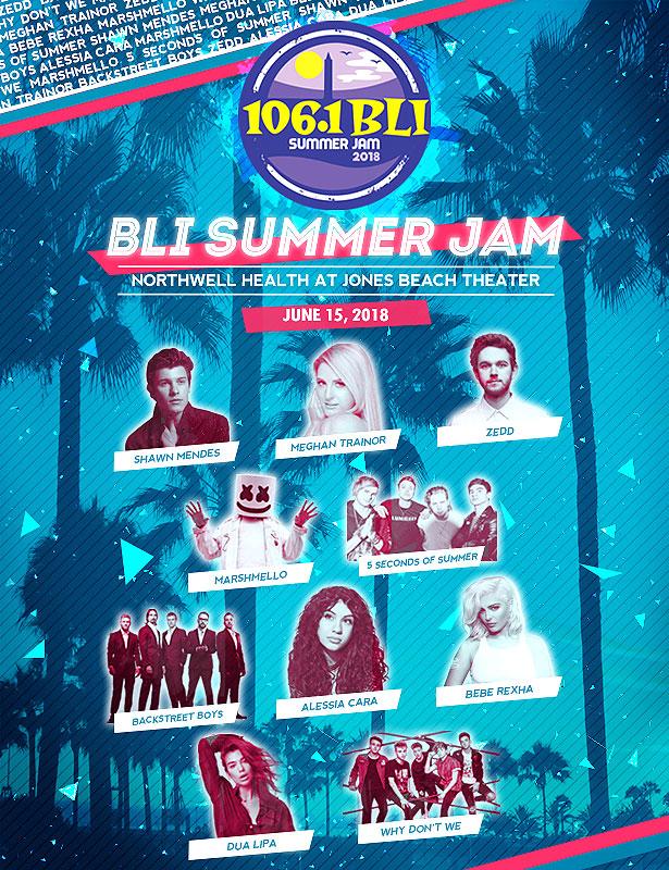 BLI Summer Jam - June 15, 2018