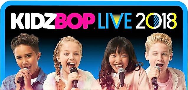 Kidz Bop Live - Aug 12, 2018
