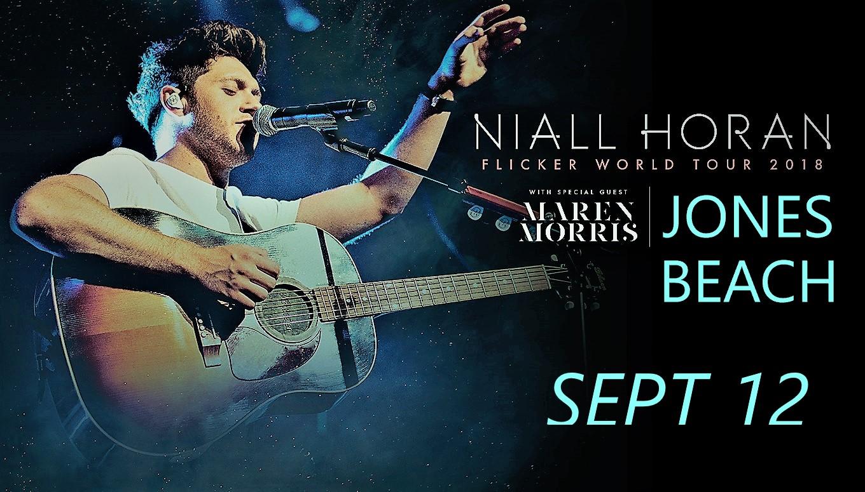 Niall Horan Maren Morris Sept 12 2018